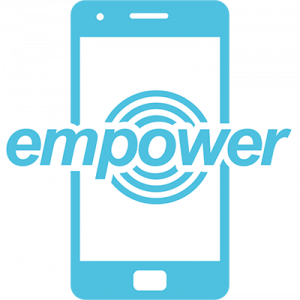 ayogo empower platform on mobile