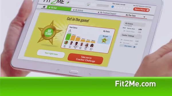 Fit2Me wins Echo Award