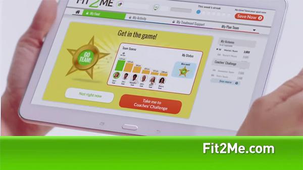 Fit2Me wins Echo Award