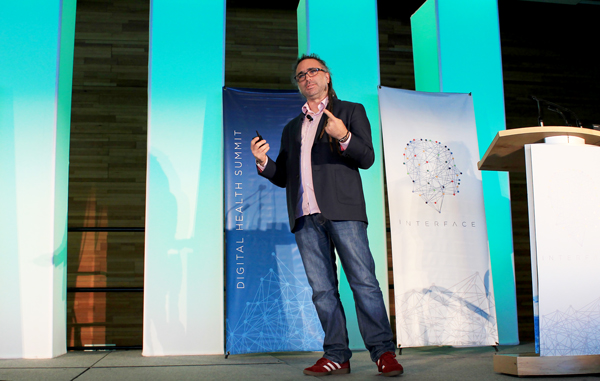 Vancouver Tech Companies Create Silicon Valley North - Michael Fergusson speaking at Vancouver's Interface Summit 2015.