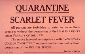 Quarantine compliance example - Medication Noncompliance