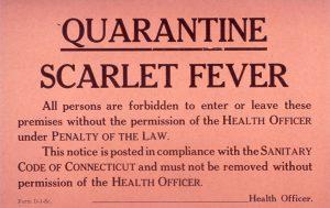 Quarantine compliance example - Medication Noncompliance