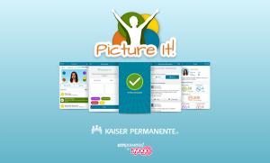 Picture It! Weight Loss App Download Splash Screen