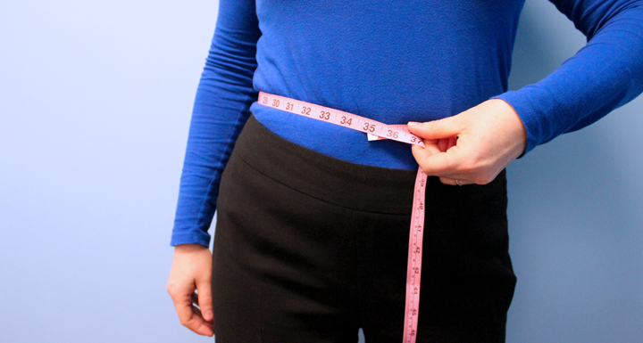 Overcoming Obesity - Body Acceptance - Waist Measurement