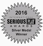 2016 International Serious Play Awards - award winning health games