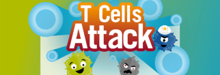 award winning health games - t cells attack
