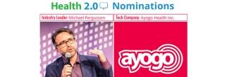 ayogo health 2.0 nominations