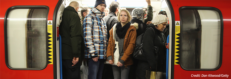 User Research - Image Credit Dan Kitwood/Getty Images Image Credit: cbsnews.com/news/london-tube-strike-forces-millions-of-rain-soaked-commuters-to-find-alternate-routes