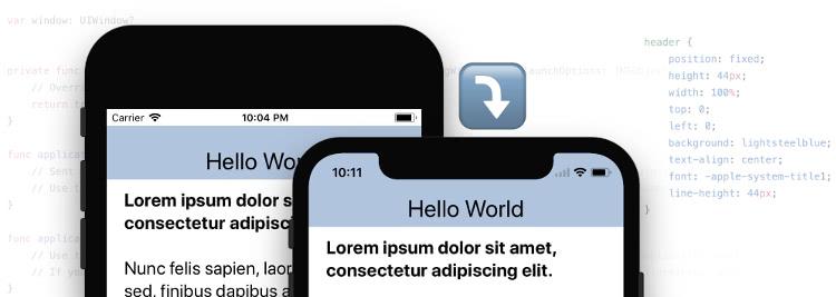 Understanding the WebView Viewport in iOS 11 - Ayogo Health Inc.