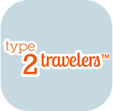 type 2 travelers app icon